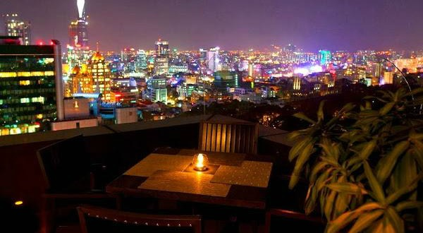 Best Rooftop Bars in Ho Chi Minh City — Collecting Other Places